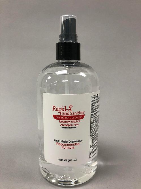 16 oz, Case of 11, Pump Spray