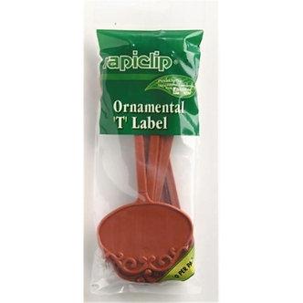 LUSTERLEAF Rapiclip Ornamental T Labels