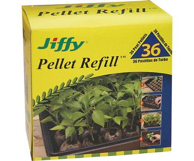 Jiffy Peat Pellet Refill 36