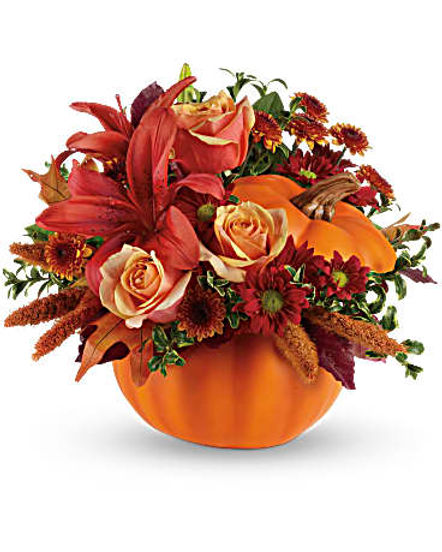 Autumn's Joy by Teleflora