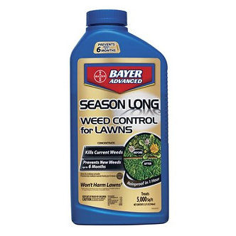 Bayer Season Long Weed Control For Lawns Concentrate 32oz 100045648