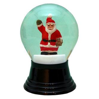 Snowglobe - Medium Santa