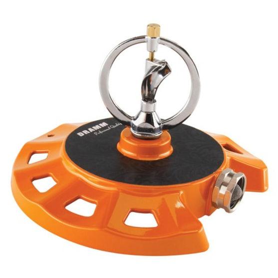 Dramm Corporation 10-15072 Orange ColorStorm Spinning Sprinkler