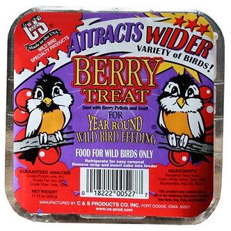 11.75 Oz. Berry Treat Suet