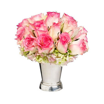 Pink Rose Juleps Cup