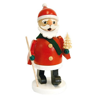 Incense Burner - Santa