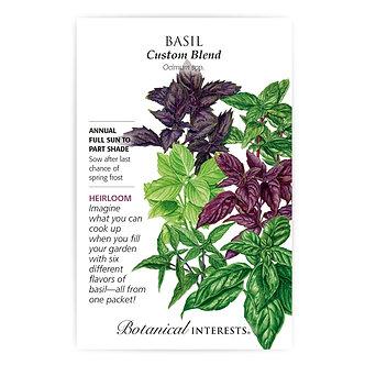 Basil Blend Custom