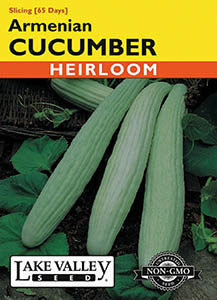 CUCUMBER ARMENIAN   HEIRLOOM