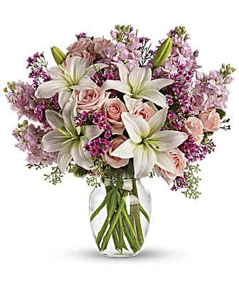 Teleflora's Blossoming Romance