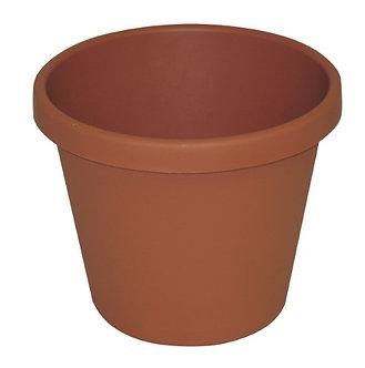 Hcc Retail Classic Pot Clay 8 Inch