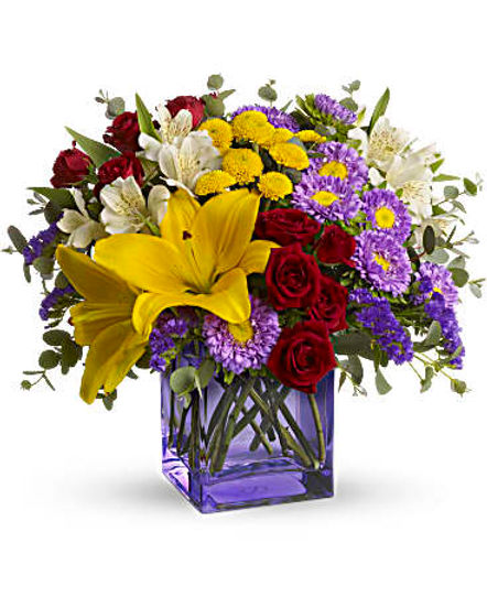 Stir Things Up Bouquet by Teleflora