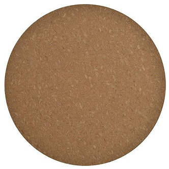 "Bond CVS406 6"" Cork Saucer"