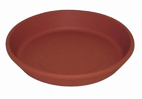 Myers-itml-akro Mils 8in. Sandstone Classic Pot Saucers SLI08000A34