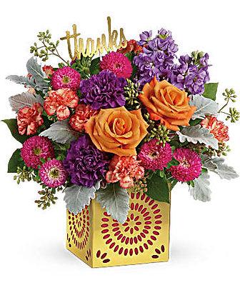 Teleflora's Bold Beauty Bouquet
