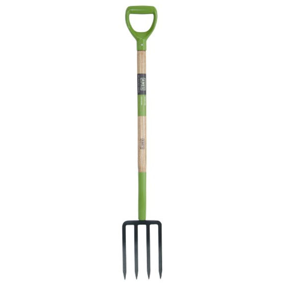 The AMES COMPANY P-2826200-72105 4 Tine Forged Spading Fork  45 in.