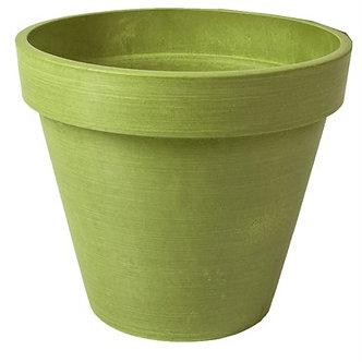 Algreen Rnd Band 10D x 8 Green Planter