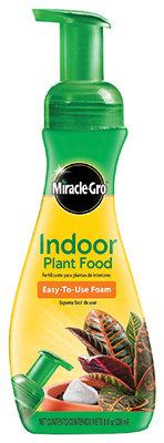 Miracle Gro  Liquid Indoor Plant Food 8 Oz.