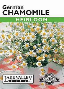 CHAMOMILE GERMAN   HEIRLOOM