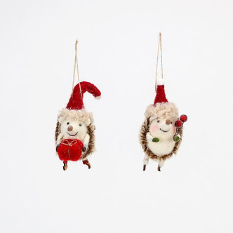 ORNAMENT HEDGEHOG