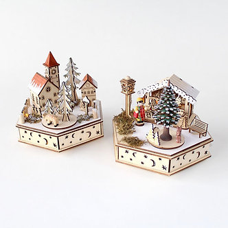 BAVARIAN MUSIC BOX