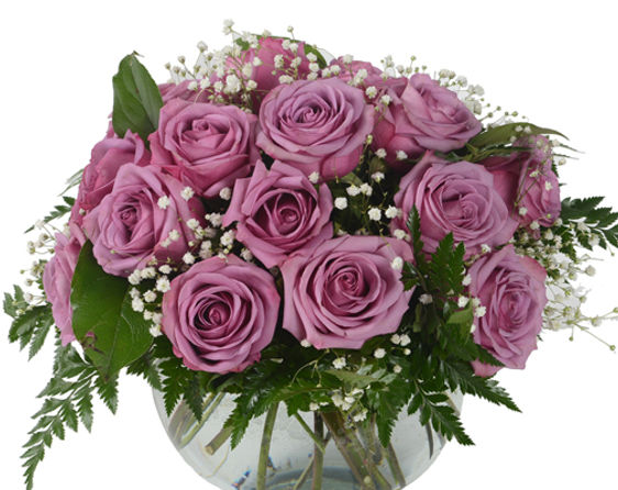 Sweet Love Bowl in Lavender