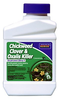 Bonide Products 061 Chickweed Clover Oxalis Killer Concentrate