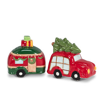 SALT & PEPPER CAR AND CAMPER