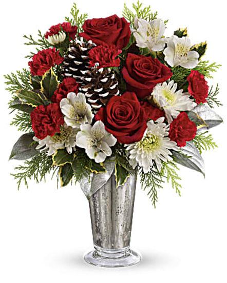 Teleflora's Timeless Cheer Bouquet
