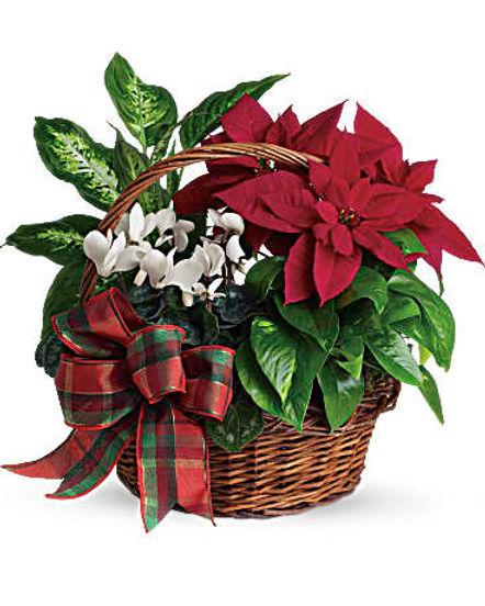 Holiday Homecoming Basket