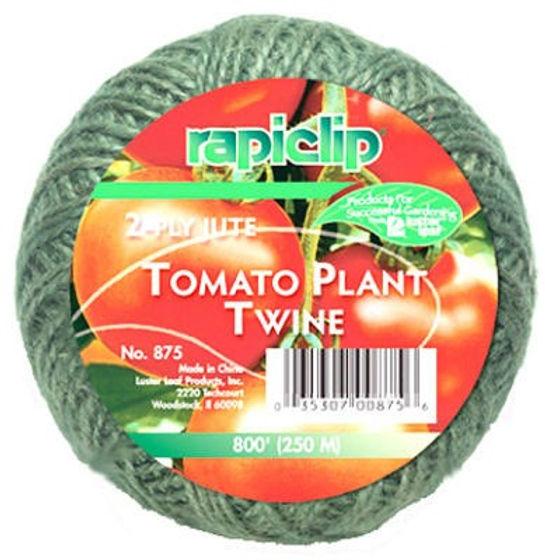800' Green Tomato Twine 875