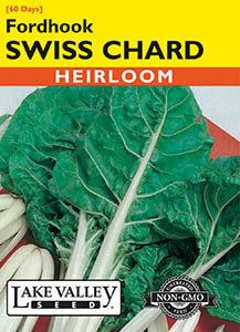 SWISS CHARD FORDHOOK   HEIRLOOM