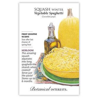 Squash Winter Veg Spaghetti