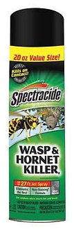 Spectrum Brands Spectracide Wasp and Hornet Killer 20 Ounces - All