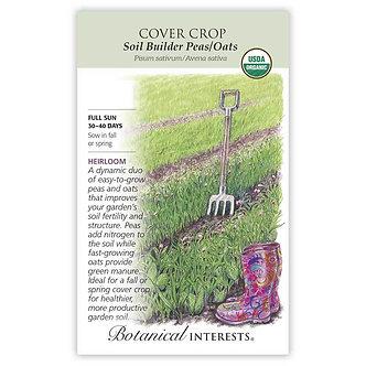 Cover Crop SoilBuildrPea/Oat Org