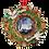 Thumbnail: 2013 White House Christmas Ornament