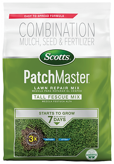 Scotts PatchMaster Lawn Repair Mix Tall Fescue Mix 4.75 lb