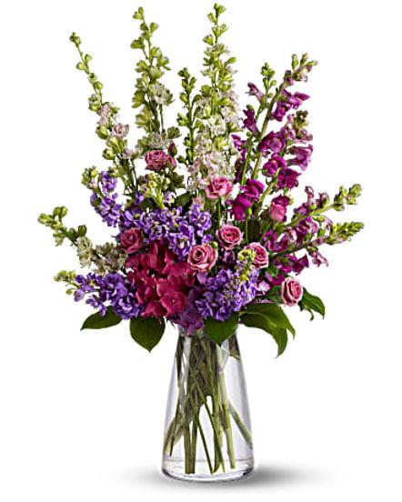 Elegant Ensemble Bouquet