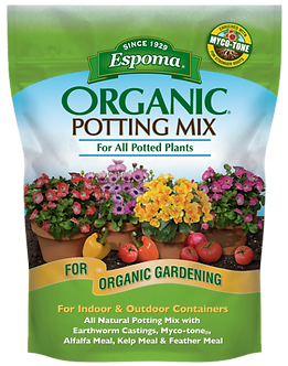 Espoma Organic Potting Mix 8Qt