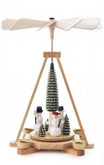 Pyramid - Snowmen