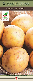 POTATO conventional GERMAN BUTTERBALL