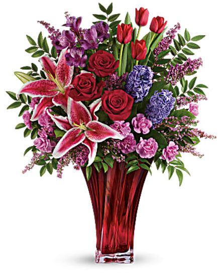 One Of A Kind Love Bouquet by Teleflora