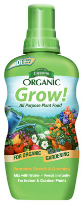 Espoma  24 Oz. All Purpose Grow Liquid Plant Organic Food