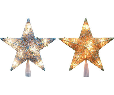 TREETOPPER STAR SI/GOLD
