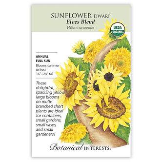 Sunflower Dwf Elves Blend Org