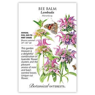 Bee Balm Lambada