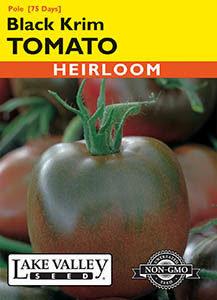 TOMATO POLE BLACK KRIM   HEIRLOOM