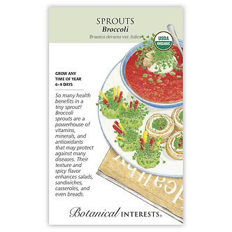 Sprouts Broccoli Org