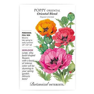 Poppy Oriental Blend