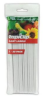 Luster Leaf 843 8 in. Plant Label 30 Pack