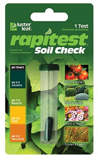 Luster Leaf 1615CS Soil Check Kit